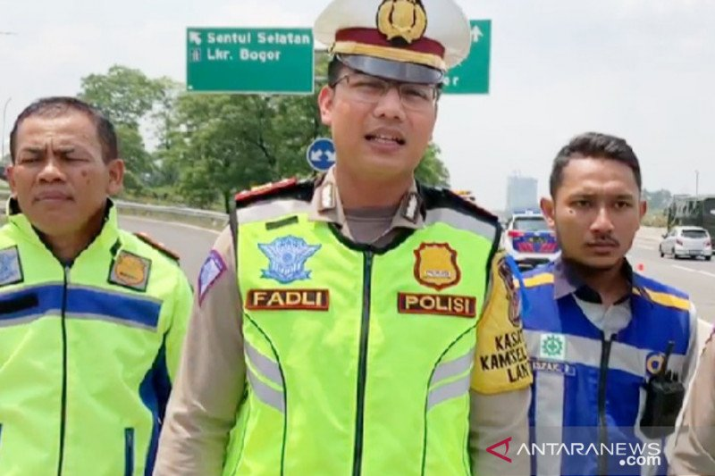 Data para korban kecelakaan Tol Jagorawi Sentul