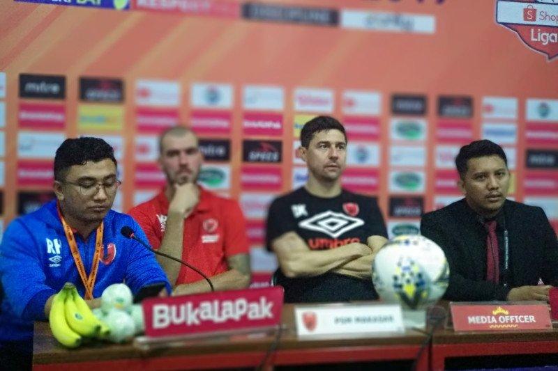 10 pemain PSM imbangi 1-1 Badak Lampung