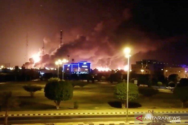 Aramco: Pelanggan tak terdampak  serangan Houthi di fasilitas Jeddah