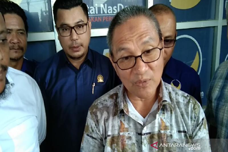 NasDem Sultra menyatakan kembali dukung Surya Paloh