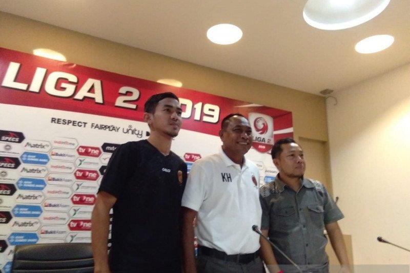 Pertahankan puncak klasemen, Sriwijaya FC bertekad kalahkan PSPS
