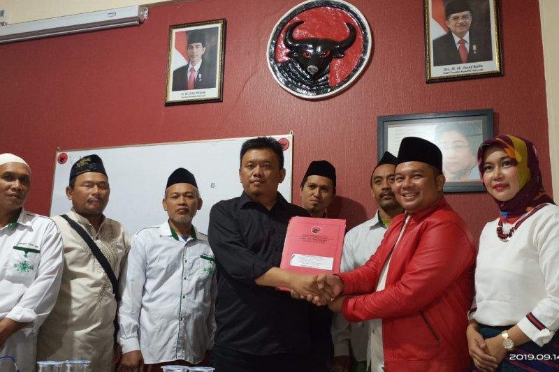 Ketua Lembaga Kesehatan NU Surabaya daftar Cabup Kediri lewat PDIP