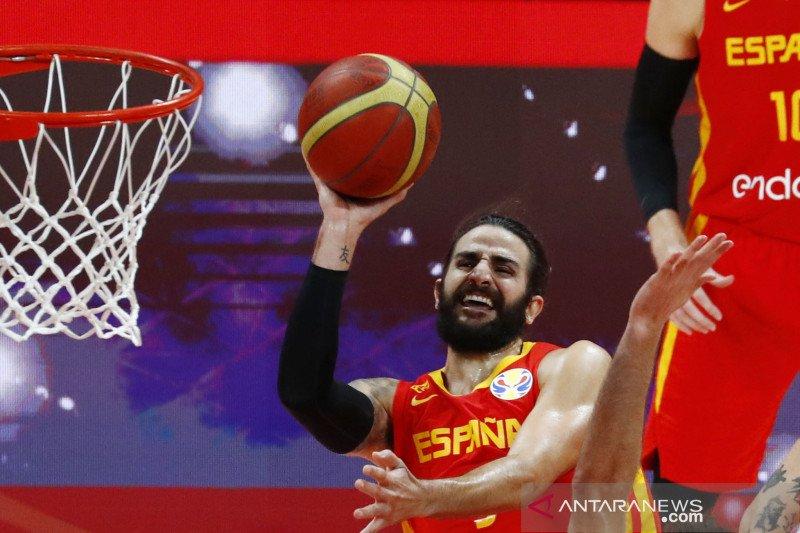 Ricky Rubio jadi MVP, inilah aksinya selama Piala Dunia Basket 2019
