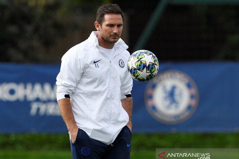 Duel Chelsea vs MU di Piala Liga Inggris, ini komentar Lampard