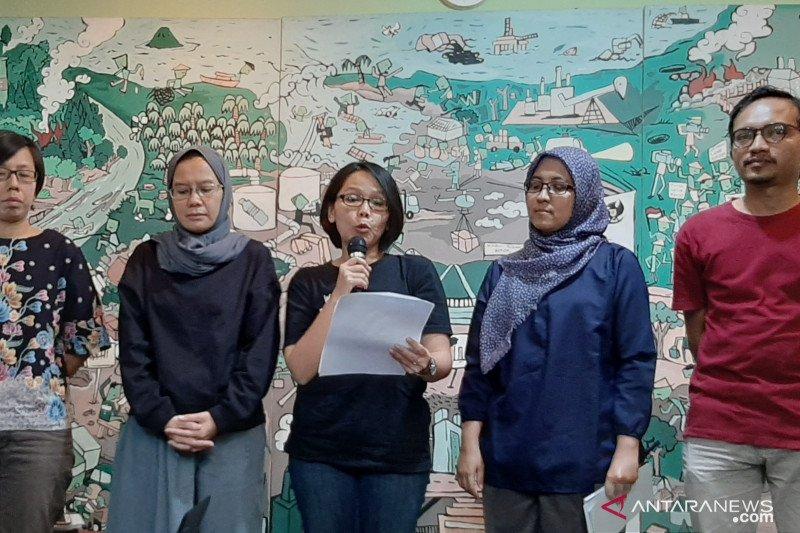 Koalisi warga sipil sampaikan surat terbuka ke Presiden Jokowi terkait karhutla