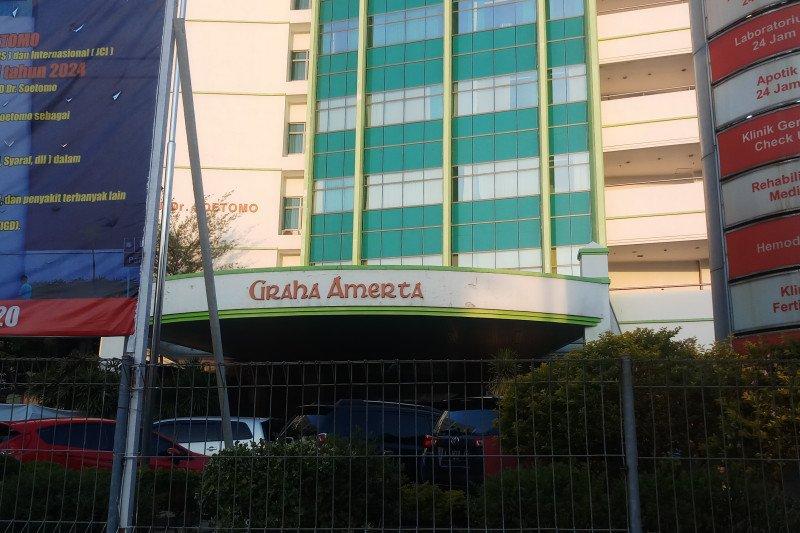 Fuad Amin sempat dirawat dua hari di Graha Amerta