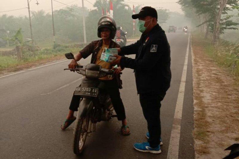 BMPAN bagikan masker bantu masyarakat Palangka Raya