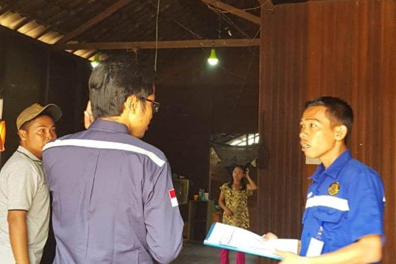 Gumas terima bantuan ribuan LTSHE dari pemerintah pusat