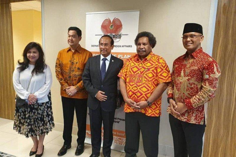 Pemerintah Papua Nugini secara tegas dukung Papua bagian NKRI