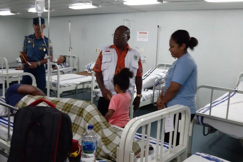 Dinkes Jayapura klaim Puskesmas tangani pasien demo rusuh