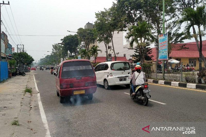 Dinkes Tarakan berusaha menekan angka penderita ISPA saat kabut asap