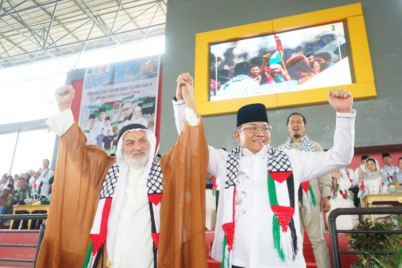 Konser amal peduli Palestina di Musi Banyuasin  kumpulkan Rp1 miliar