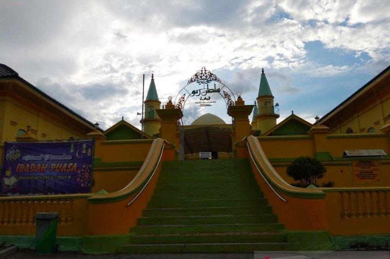 Pulau Penyengat akan diusulkan sebagai budaya warisan dunia