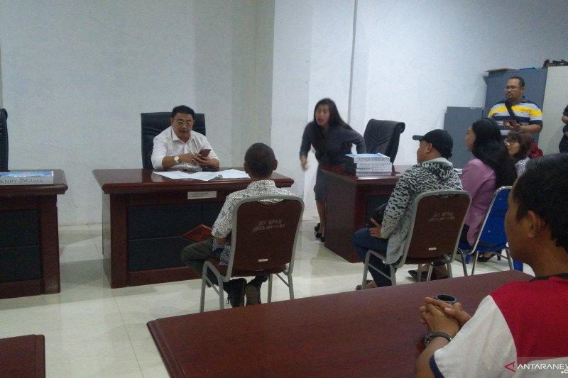 DPRD Manado terima pengaduan bekas karyawan Giant