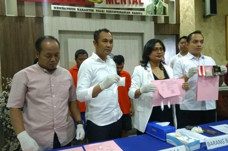 Polres Jaksel ungkap jaringan narkoba terkait tawuran Manggarai