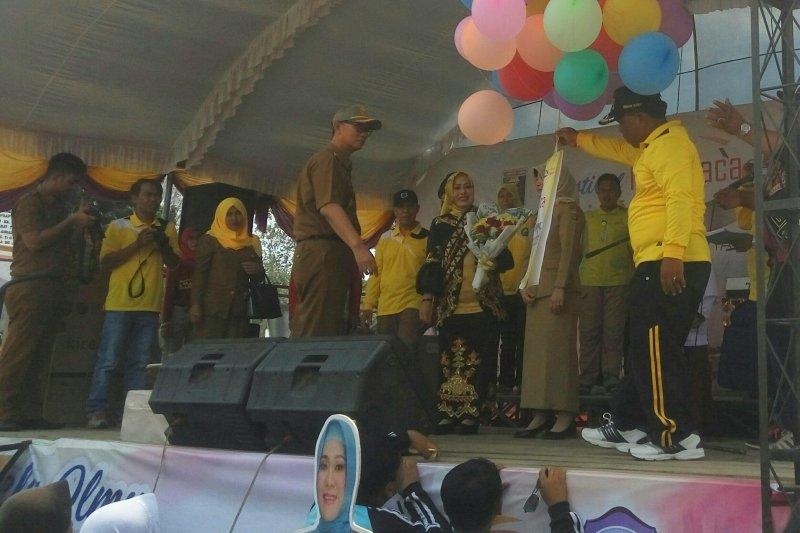 "Lampung Timur gulirkan  ""membaca buku 15 menit"""