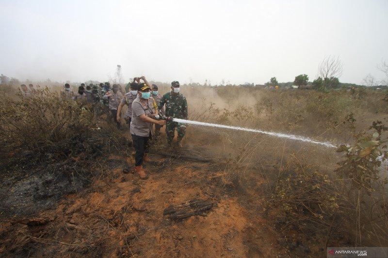 Sondetan baru percepat pembasahan lahan gambut di Banjarbaru