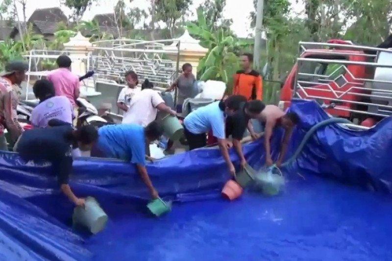 Sebanyak 8.522 warga Magetan alami krisis air bersih