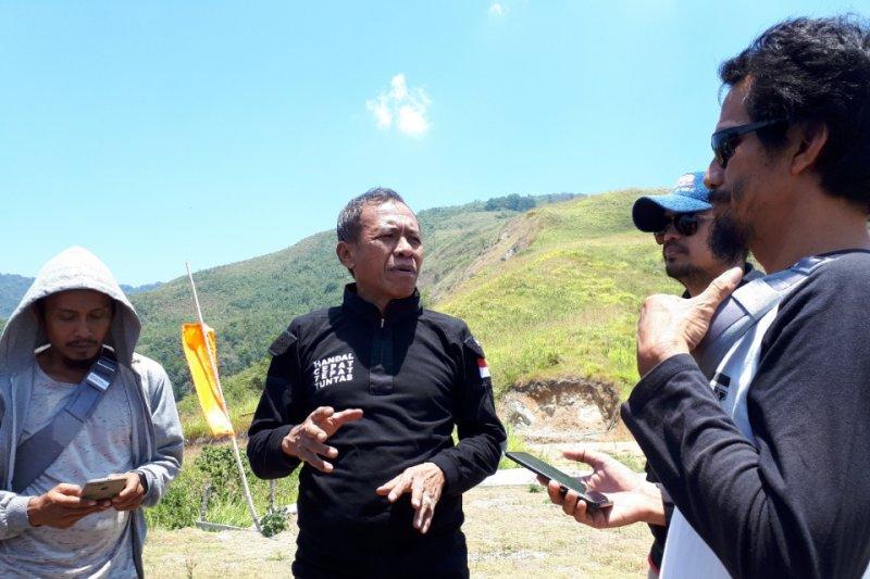 Wali Kota Palu Hidayat kesal tidak dilibatkan tentukan lokasi huntap