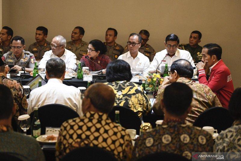 Karhutla Riau - Menkes minta Dinkes siaga layani masyarakat korban asap