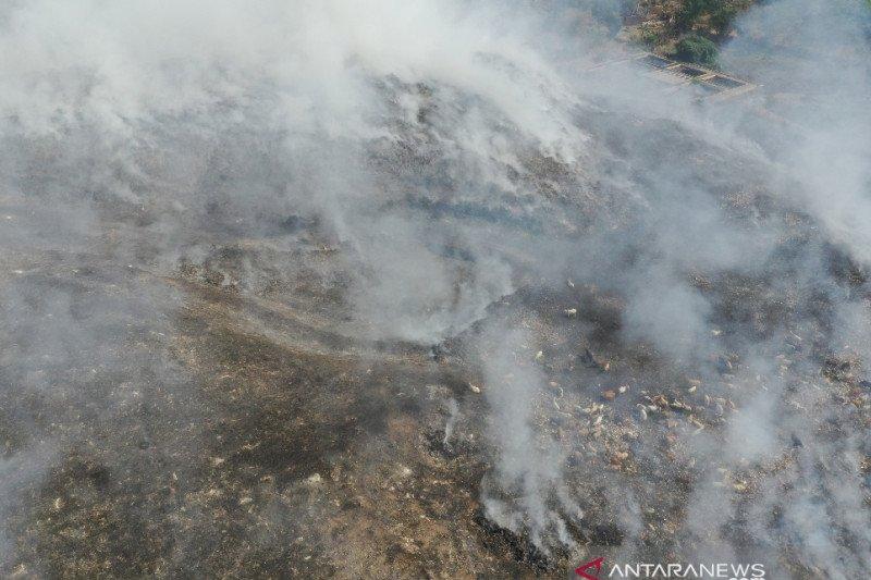 Walhi : Kebakaran TPA Tamangapa Antang tidak boleh disepelekan