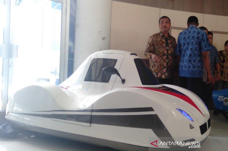 UMS luncurkan mobil listrik karya mahasiswa 2019