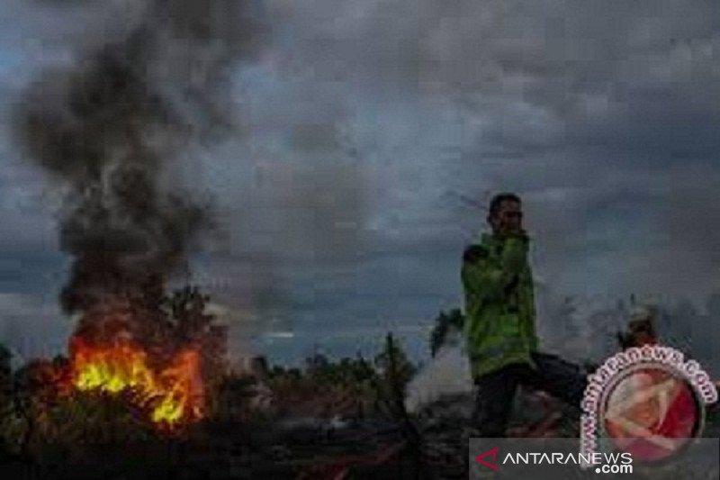 Selama 2019, Dinas kebakaran Baubau catat 30 kasus