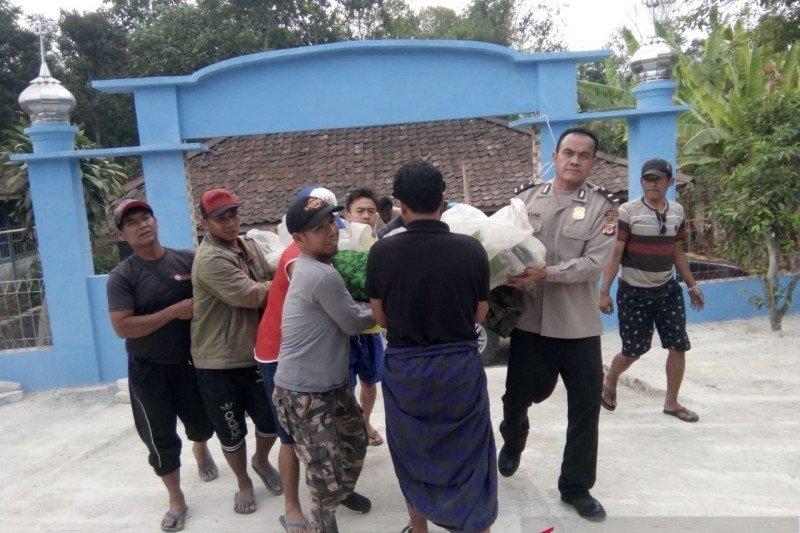 Polres Cianjur temukan jasad korban tenggelam di rawa