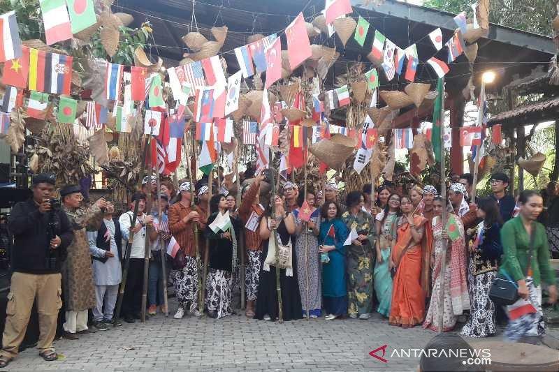 Pameran internasional, upaya memromosikan Candi Borobudur