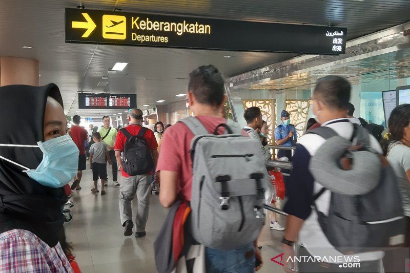 Akibat kabut asap ada 29 penerbangan batal di Bandara Supadio