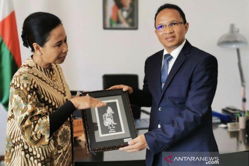 Menteri Rini kawal lima BUMN garap  tambang di Madagaskar