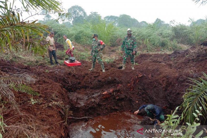 1.313 titik panas Karhutla terdeteksi di Sumatera