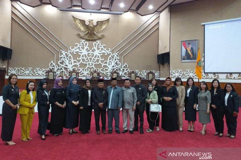Tujuh fraksi di DPRD Kalteng resmi ditetapkan
