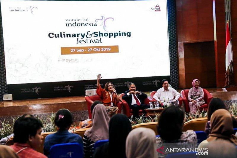 Menpar ajak pengusaha majukan wisata belanja di Indonesia