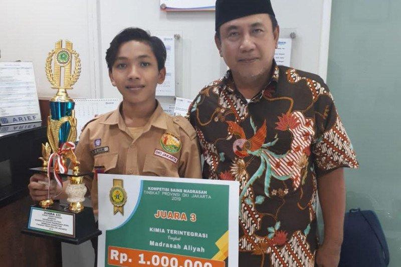 Kepulauan Seribu targetkan wakili Jakarta di Kompetisi Sains Nasional