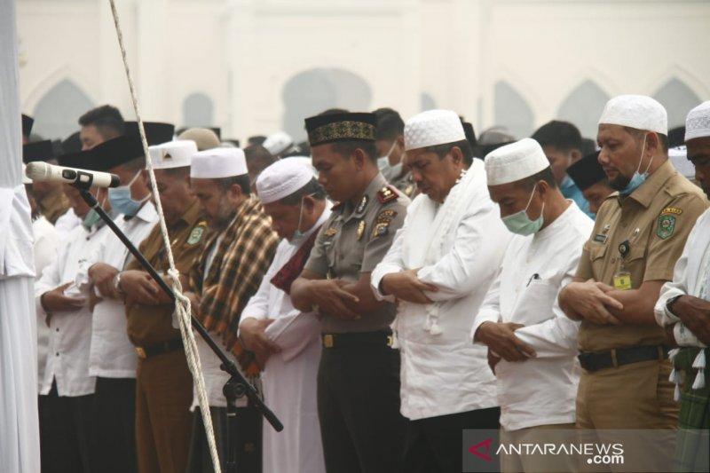 Jelang Tour de Siak, Pemkab kembali laksanakan Salat Istisqa