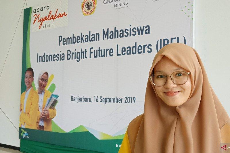 Kisah Arini Karima, mahasiswi ULM bisa kuliah gratis berkat hafiz Al Quran