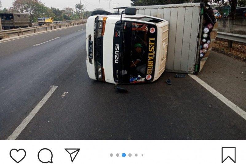 Dua kecelakaan terjadi di Jakarta