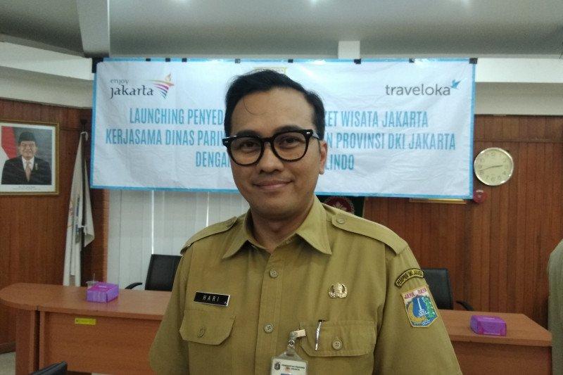Gandeng Traveloka, Disparbud DKI Jakarta akan tingkatkan pajak daerah