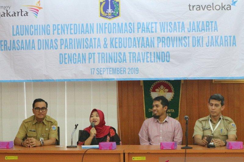 DKI gandeng Traveloka permudah akses wisatawan ke Jakarta