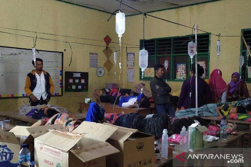 Lagi keracunan massal terjadi di Kabupaten Sukabumi