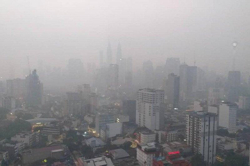 Sekolah di Port Dickson dan Putrajaya Malaysia ditutup karena asap