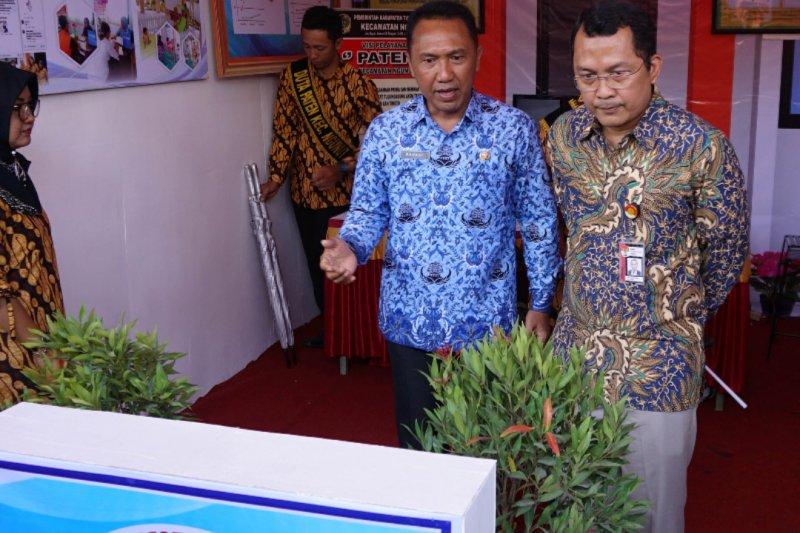 KPK apresiasi perubahan Tulungagung usai OTT