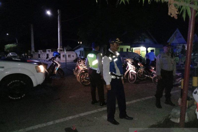 Polres terjunkan personel bantu pengamanan di rumah Fuad Amin