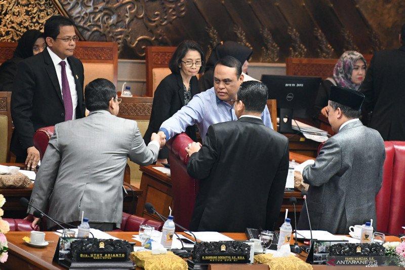 Revisi UU KPK, Fraksi Demokrat berikan catatan