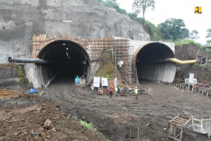 Kementerian PUPR dukung pembangunan terowongan untuk  jalan