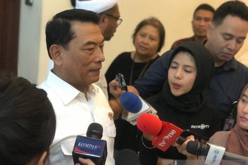 KSP: Presiden bentuk panitia seleksi Dewan Pengawas KPK