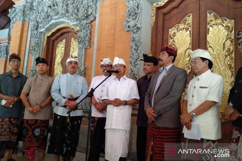 Tari Sakral Bali kini dilarang ditampilkan untuk kegiatan komersial