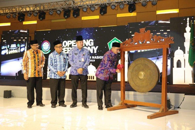 Menag: Kompetisi Sains Madrasah 2019 ruang aktualisasikan potensi