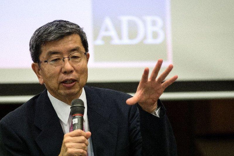 Presiden ADB Takehiko Nakao umumkan pengunduran diri